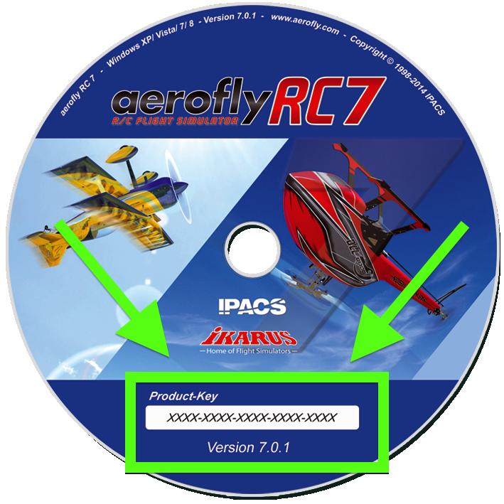 rc7 offline activation